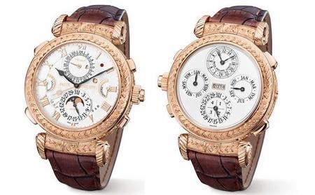Así se hace un reloj de 2.5 millones de dólares