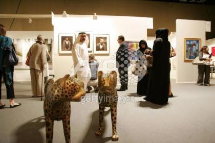El 'Picasso Package-2008' en el Emirates Palace Abu Dhabi