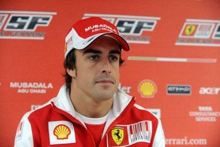 GP de Alemania 2010: Fernando Alonso, con la miel en los labios