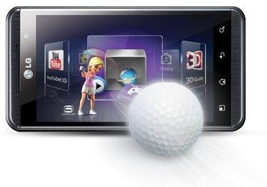 LG ayuda a crear juegos tridimensionales para su Optimus 3D
