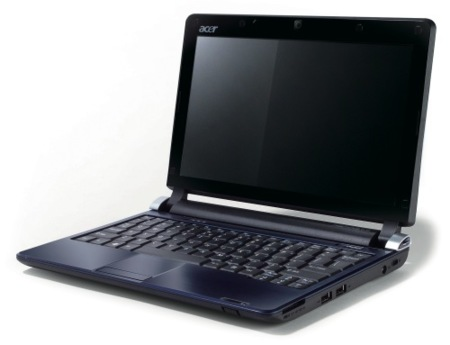 Acer Aspire One D250 no llega con Windows 7 como estrella sino con Android