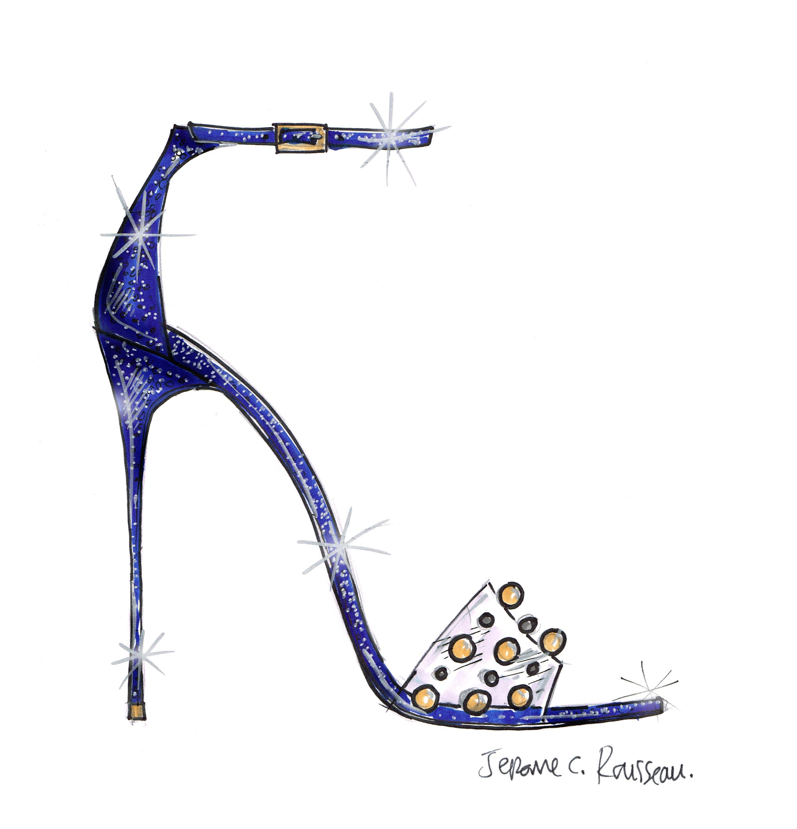 Foto de Christian Louboutin, Jimmy Choo… Los zapatos de Cenicienta en versión lujo (4/10)