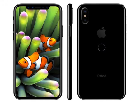 Iphone8render