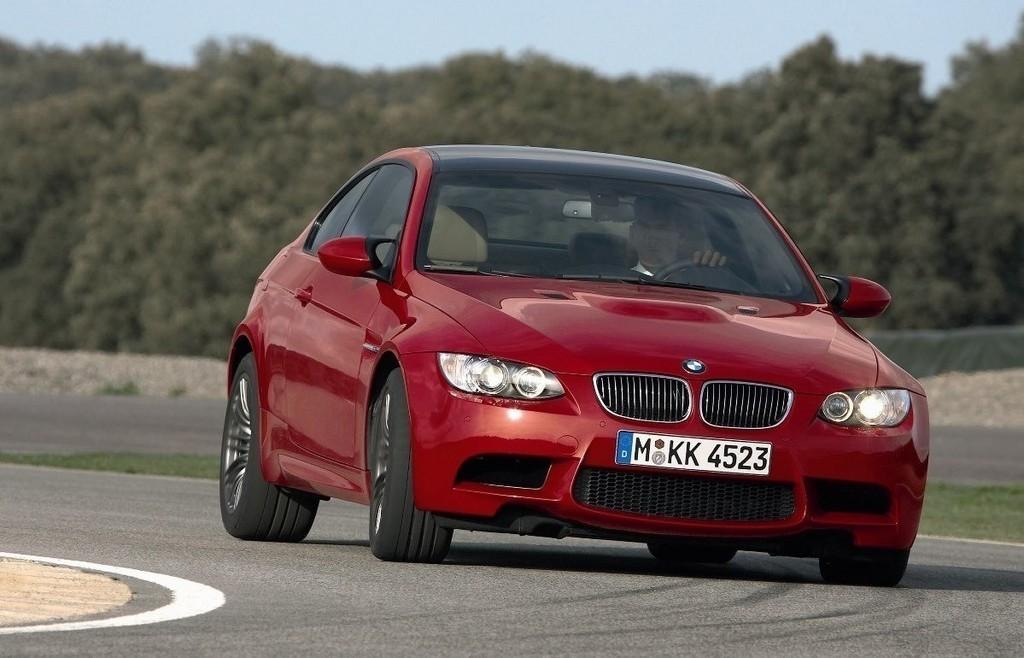 Foto de BMW M3 Coupé (7/38)