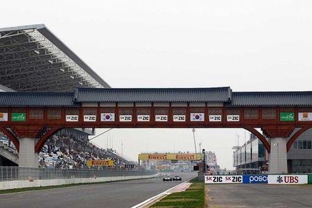 Bernie Ecclestone no tiene claro que Corea siga en el calendario de la Fórmula 1