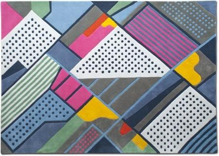 Curiosa colección de alfombras inspiradas en paisajes aéreos