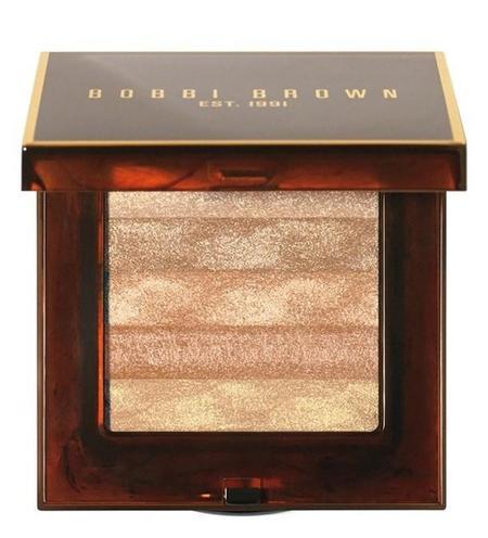 Bobbi Brown Copper Diamond Shimmer Brick