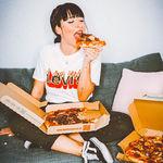 Domino's se une a la tendencia y crea una pizza vegana (aunque, de momento, solo se venderá en Reino Unido y otros tres países por confirmar)