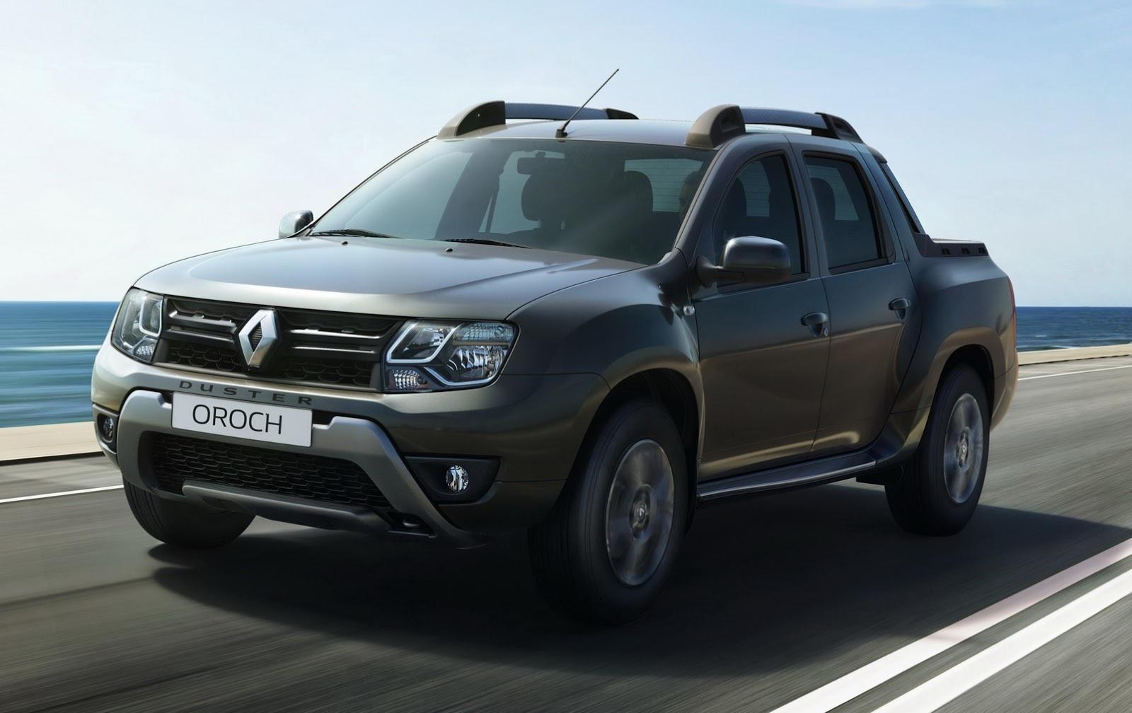 Foto de Renault Duster Oroch (10/10)
