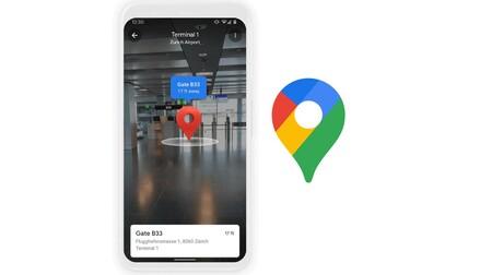 Google Maps estrena navegación en interiores, mapas con calidad del aire y planificación ecológica de rutas