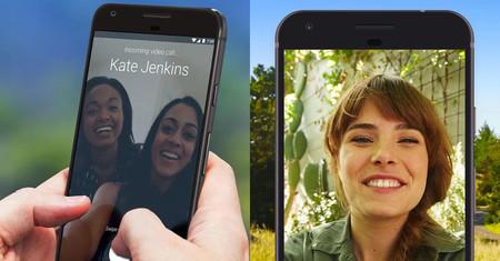 Google Duo se renueva para que sea más fácil invitar a tus contactos y hacer llamadas de voz