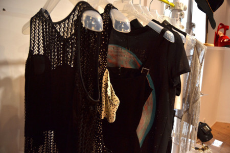 Dressy bershka autumn coleccion 2014