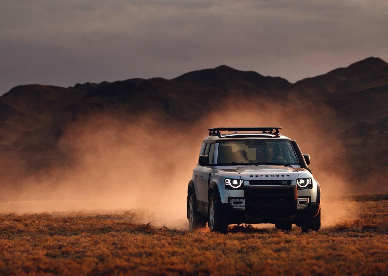 Foto de Land Rover Defender 2020 (44/60)