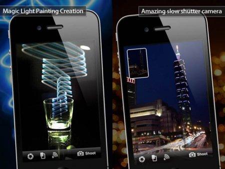 Magic Shutter, fotografía de larga exposición en el iPhone