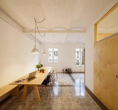 Eixample Apartment Renovation In Barcelona By Adrian Elizalde Dezeen 468 3