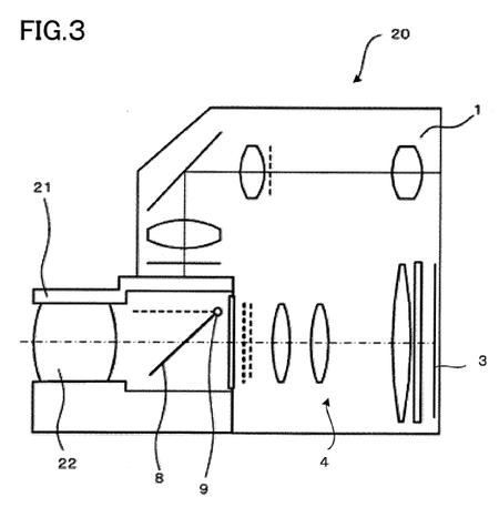 Olympus por fin registra la patente de su cámara modular