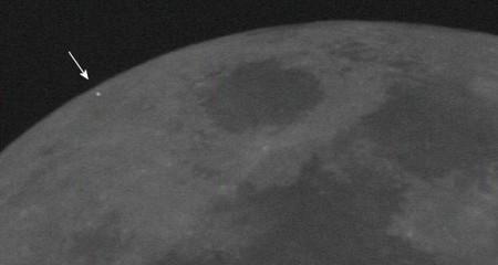 ¿Qué son los fenómenos lunares transitorios o las misteriosas luces rojas de la superficie de la Luna?