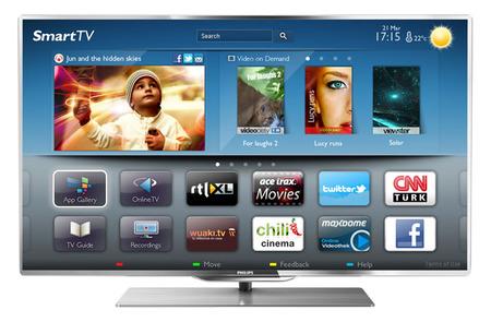 Philips lanza dos nuevos modelos de Smart TV dentro de su serie 7000