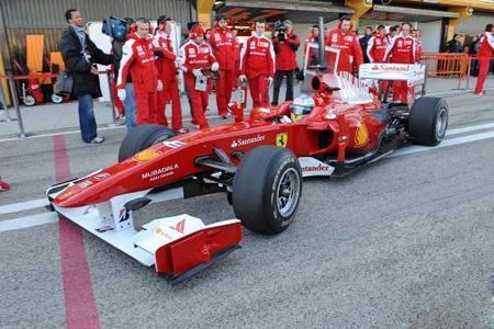 Fernando Alonso y Ferrari marcan el renacimiento de la Fórmula 1 en España