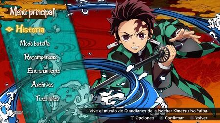 Guardianes De La Noche Kimetsu No Yaiba Las Cronicas De Hinokami 20211012000248