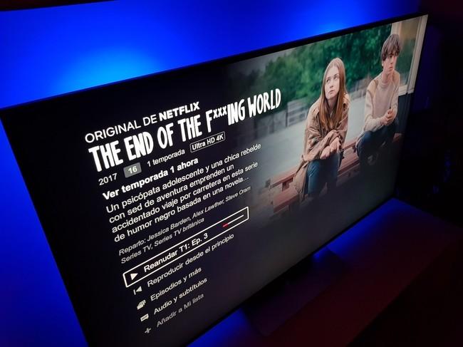 ¿Usamos el móvil para ver contenido en streaming? Según este estudio el televisor sigue dominando el mercado