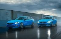 Volvo S60 y V60 Polestar 2014