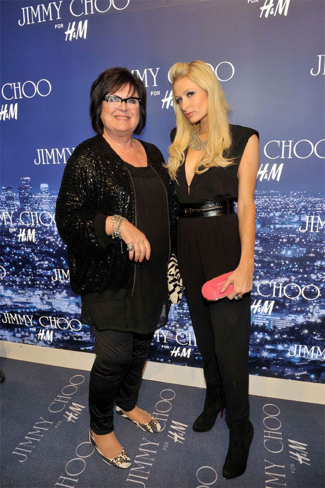 Foto de Fiesta de H&M y Jimmy Choo en Los Ángeles: los looks de Paris Hilton, Olivia Wilde y Hayden Panettiere entre otras invitadas (24/29)
