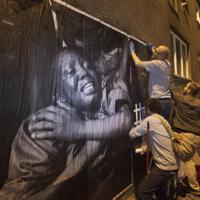Colectivo #dysturb o fotoperiodistas que informan en las paredes de las ciudades