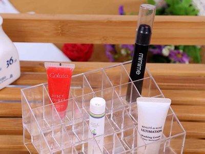 Organizador de cosméticos con 24 huecos por sólo 0,81 euros en Amazon
