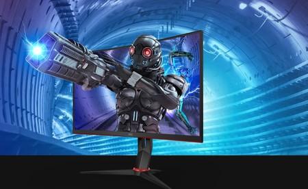 AOC presenta su nueva gama de monitores gaming: 5 modelos Full HD con 240 Hz y tiempos de respuesta por debajo de 1 ms