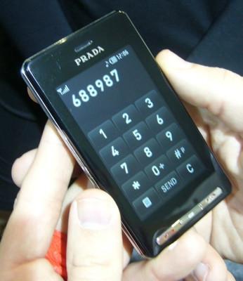 3GSM: LG Prada, nuestras impresiones