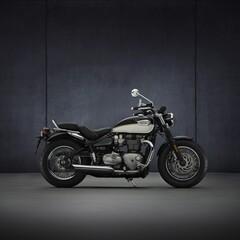 Foto 1 de 12 de la galería triumph-bonneville-speedmaster en Motorpasion Moto