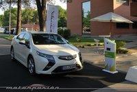 Opel Ampera, toma de contacto