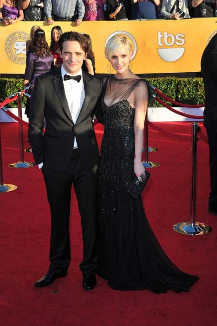 Ashlee Simpson Screen Actors Guild Awards