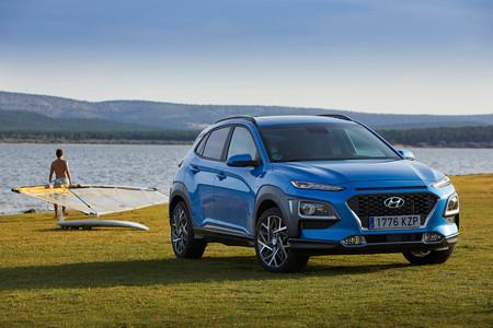 El Hyundai Kona Hybrid Ya Tiene Precio En Espana Desde
