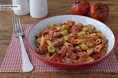 17 recetas saludables de pasta que puedes preparar en casa