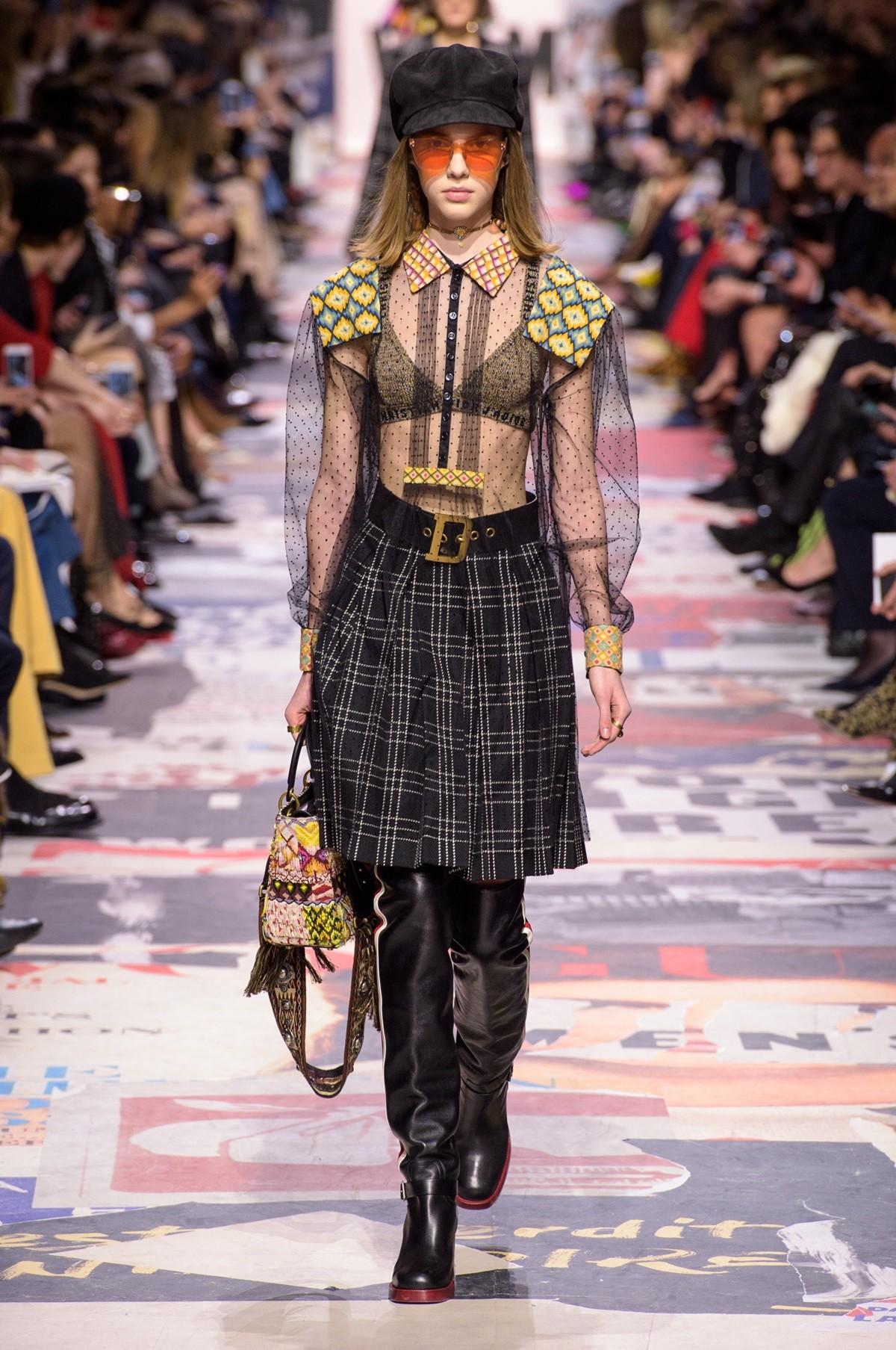Foto de Dior otoño-invierno 2018/2019 (10/61)