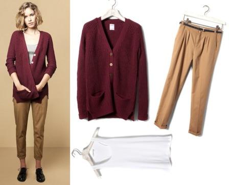 En Pull & Bear la simplicidad se intensifica para este Otoño 2012
