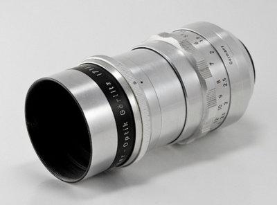 Meyer Optik Görlitz ha presentado un objetivo con focal fija muy interesante: el Trioplan 100 mm f/2.8