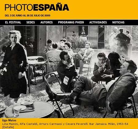 Comienza el Festival: PHotoEspaña 2009