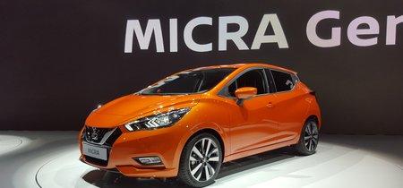 Nissan Micra 2016: más tecnología y asistentes para seguir vendiendo coches de combustión