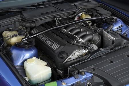 BMW M3 E36 motor