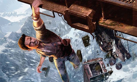 'Uncharted 2: Among Thieves', vídeo de 5 minutos in-game. Sí, es espectacular