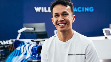 Albon Williams F1 2022