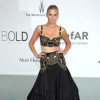 Lara Stone amfar Cannes 2014