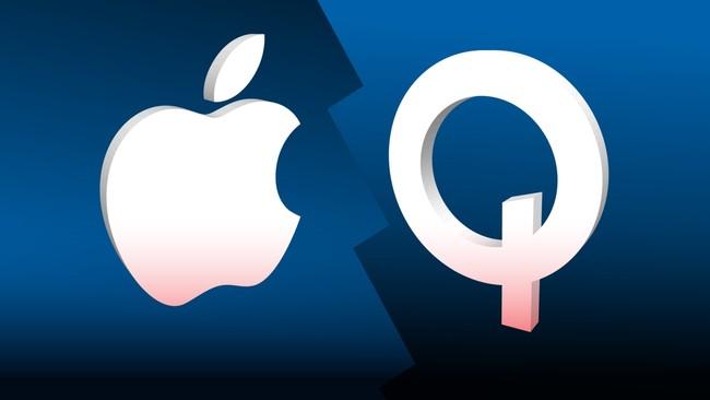 Apple Qualcomm
