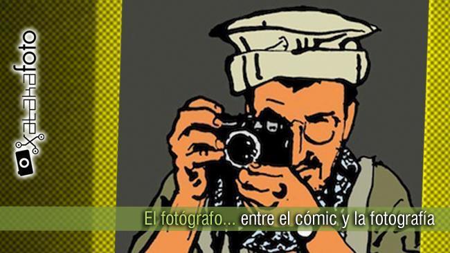 El fotógrafo cómic