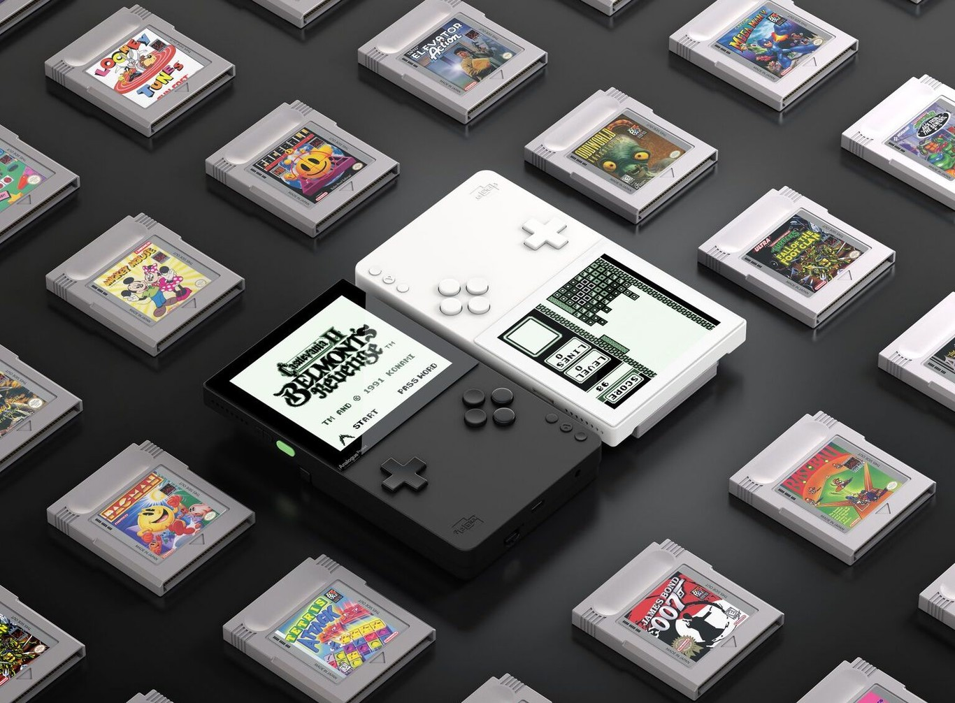 Analogue Pocket, esta consola portátil pretende revivir el Game Boy: compatible con sus cartuchos físicos,...