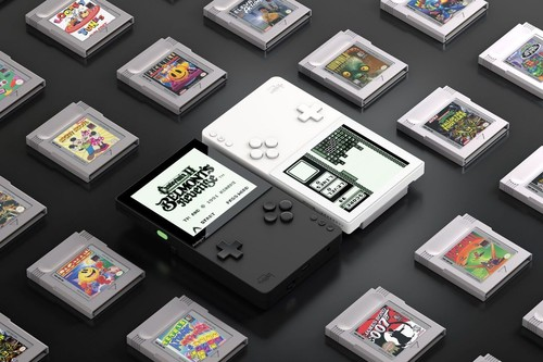 Analogue Pocket, esta consola portátil pretende revivir el Game Boy: compatible con sus cartuchos físicos, LCD con 665 ppi y USB-C