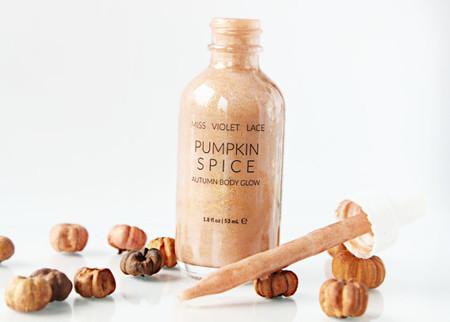 beauty belleza pumpkin spice latte